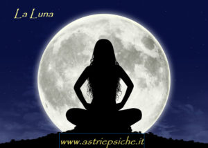 La Luna in astrologia