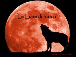 La Luna in Ariete