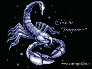 Le caratteristiche dello Scorpione