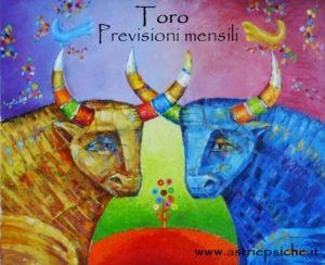 Previsioni Aprile 2015 Toro