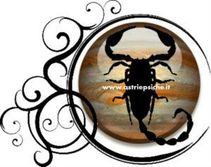 Giove è entrato in Scorpione: e allora?