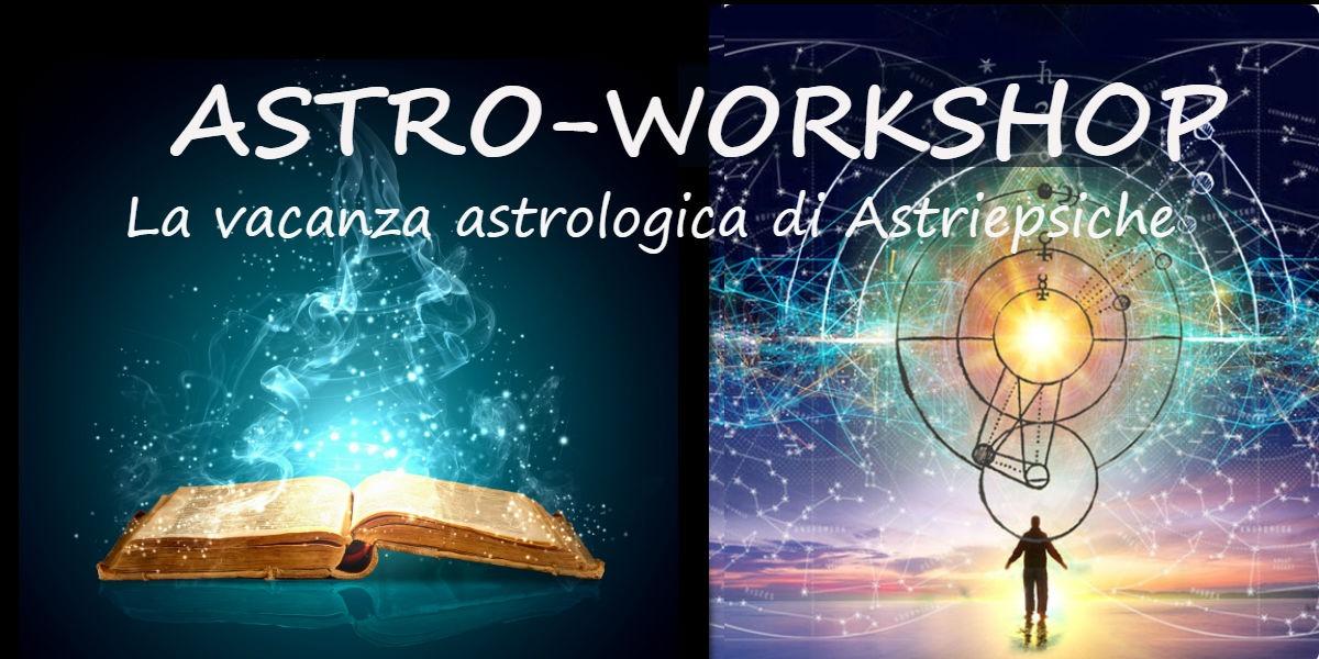 CORSO ESTIVO ASTROLOGIA