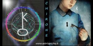 Chirone in astrologia e nel tema natale: la ferita emotiva ed il rifiuto