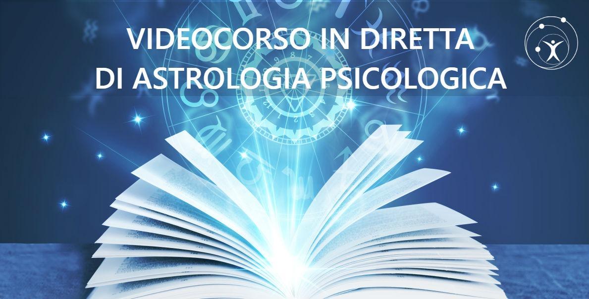 VIDEOCORSO ASTROLOGIA