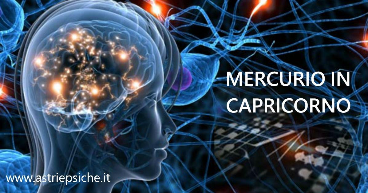 MERCURIO CAPRICORNO